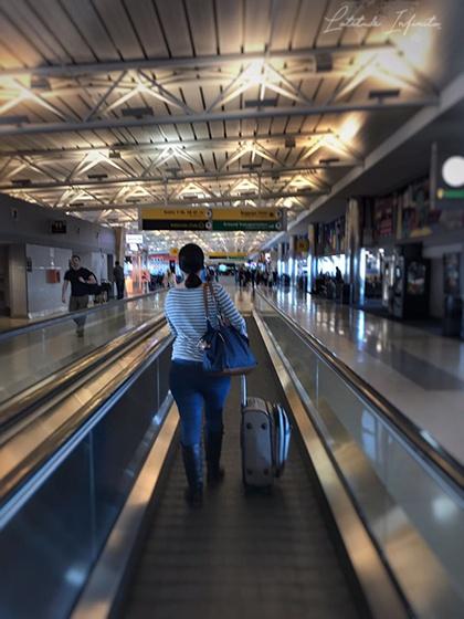 qual o mínimo de dias para uma viagem: viagem de mala de mão